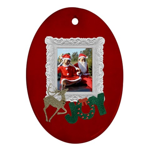Ornament Oval12 By Jennyl   Ornament (oval)   Bfz5wpdogywb   Www Artscow Com Front