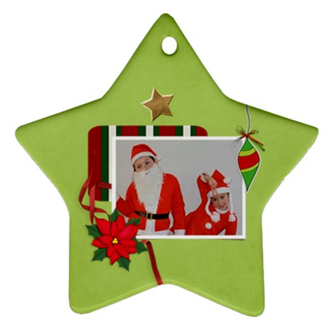 Ornament Star1 By Jennyl   Ornament (star)   Mi1imr369g00   Www Artscow Com Front