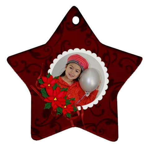 Ornament Star6 By Jennyl   Ornament (star)   Inx0emrvllgc   Www Artscow Com Front