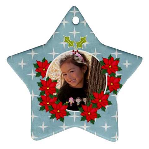 Ornament Star10 By Jennyl   Ornament (star)   Vm2qhkmg79t5   Www Artscow Com Front