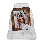 wedding party - Ornament (Bell)