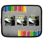 Artist @ Work 15 inch netbook laptop case - Netbook Case (XXL)