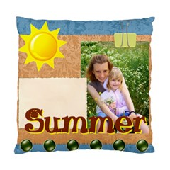 Summer By Joely   Standard Cushion Case (two Sides)   7rhmpf1g9tgm   Www Artscow Com Front