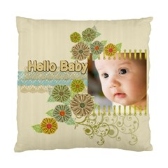 Hello Baby By Joely   Standard Cushion Case (two Sides)   Yyqt9t8k3x58   Www Artscow Com Front