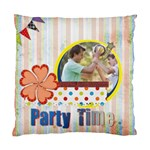party time - Standard Cushion Case (Two Sides)