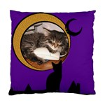 I love cats - Cushion - Cushion Case (Two Sides)