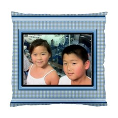 Friends2 By Lihua Ma   Standard Cushion Case (two Sides)   Mpcufpi35ike   Www Artscow Com Back