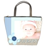 our baby - Bucket Bag