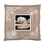 A Fathers Hand Double sided Cushion - Standard Cushion Case (Two Sides)