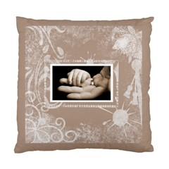 A Fathers Hand Double Sided Cushion By Catvinnat   Standard Cushion Case (two Sides)   2qds1c0m6g0w   Www Artscow Com Back