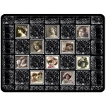 Acanthus Heirloom Extra Large Fleece Blanket - Fleece Blanket (Extra Large)
