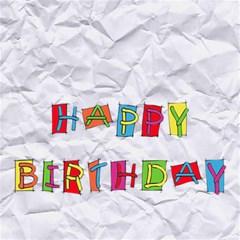 Happy Birthday   Storage Stools By Carmensita   Storage Stool 12    L9iy5s5bdmxa   Www Artscow Com Left