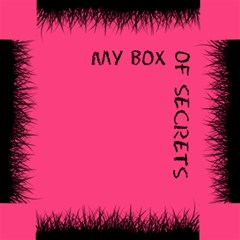 My Box Of Secrets   Storage Stools By Carmensita   Storage Stool 12    Pubqqvh6yjsa   Www Artscow Com Top