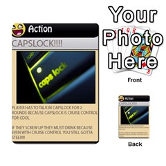 4chan By Adam   Multi Purpose Cards (rectangle)   J2yd4rucy3mg   Www Artscow Com Front 14