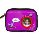 chaya - Digital Camera Leather Case