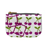 Cherry mini coin purse 02