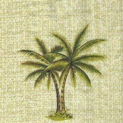 Palm Tree Stool By Eleanor Norsworthy   Storage Stool 12    6el12k2t1wzp   Www Artscow Com Right