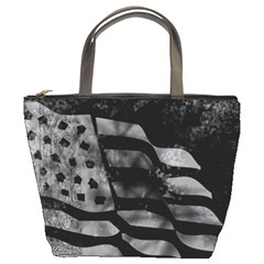 Stars & Stripes Bucket Bag By Catvinnat   Bucket Bag   1nc9f0wbw86m   Www Artscow Com Front