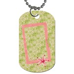 Katie-Dog Tag (2 sides) - Dog Tag (Two Sides)