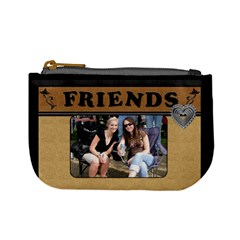 My Friends Mini Coin Purse By Lil    Mini Coin Purse   E07niso1bcqr   Www Artscow Com Front
