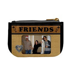 My Friends Mini Coin Purse By Lil    Mini Coin Purse   E07niso1bcqr   Www Artscow Com Back