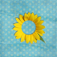 Sunflowers Storage Stool By Mikki   Storage Stool 12    Ycossehwpwv4   Www Artscow Com Top