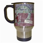 Generations of Love-travel mug - Travel Mug (White)