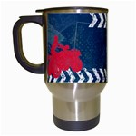 ATV/extreme sports- travel mug - Travel Mug (White)