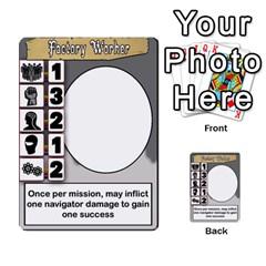 Mj   Deck 2 By Pierre   Multi Purpose Cards (rectangle)   Rmi43ggil3mx   Www Artscow Com Front 51