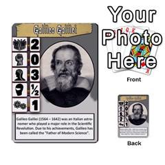 Mj   Deck 2 By Pierre   Multi Purpose Cards (rectangle)   Rmi43ggil3mx   Www Artscow Com Front 33