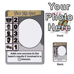 Mj   Deck 2 By Pierre   Multi Purpose Cards (rectangle)   Rmi43ggil3mx   Www Artscow Com Front 49