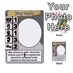 Mj   Deck 2 By Pierre   Multi Purpose Cards (rectangle)   Rmi43ggil3mx   Www Artscow Com Front 50