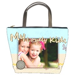 My Kids By Joely   Bucket Bag   Dtvlfsudylft   Www Artscow Com Front