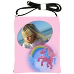 Unicorn Sling Bag - Shoulder Sling Bag