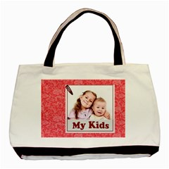 Kids By Wood Johnson   Basic Tote Bag (two Sides)   Jfbfwa78ggkf   Www Artscow Com Front