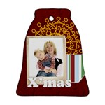 christmas - Ornament (Bell)