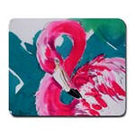 Flamingo Print Large Mousepad