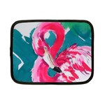 Flamingo Print Netbook Case (Small)
