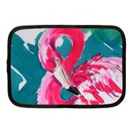 Flamingo Print Netbook Case (Medium)
