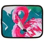 Flamingo Print Netbook Case (XXL)