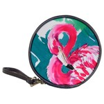 Flamingo Print Classic 20-CD Wallet