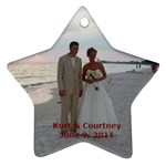 Kurt  - Ornament (Star)