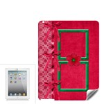 Merry and Bright Apple IPAD 2 Skin 1