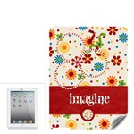 Celebrate May Apple IPAD 2 Skin 1