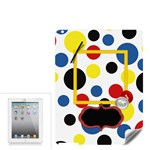 The Big Cheese Apple IPAD 2 Skin 1