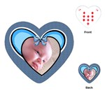 love my boy playing cards - Playing Cards (Heart)