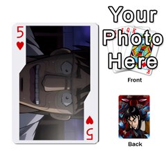 Kaiji Deck By Andrew Jones   Playing Cards 54 Designs   R1kc5l4fx1o1   Www Artscow Com Front - Heart5