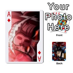 Ace Kaiji Deck By Andrew Jones   Playing Cards 54 Designs   R1kc5l4fx1o1   Www Artscow Com Front - DiamondA