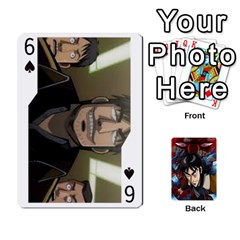 Kaiji Deck By Andrew Jones   Playing Cards 54 Designs   R1kc5l4fx1o1   Www Artscow Com Front - Spade6