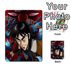 Kaiji Deck By Andrew Jones   Playing Cards 54 Designs   R1kc5l4fx1o1   Www Artscow Com Back